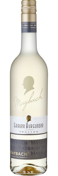 Maybach Grauer Burgunder trocken - 2016 - Peter Mertes - Weißwein
