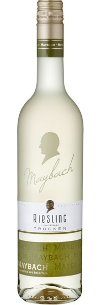 Maybach Riesling trocken - 2016 - Peter Mertes - Weißwein