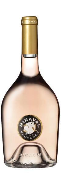 Miraval Côtes de Provence Rosé - 2016 - Château Miraval by Jolie Pitt & Perrin - Roséwein