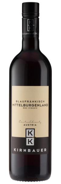 Mittelburgenland - 2014 - K+K Kirnbauer - Rotwein