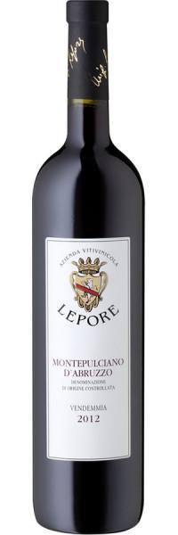 Montepulciano d'Abruzzo - 2012 - Azienda Vitivinicola Lepore - Rotwein