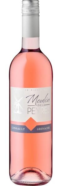Moulin des Peyres Rosé - 2016 - Domaine Pierre Belle - Roséwein