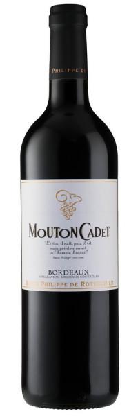 Mouton Cadet Rouge - 2013 - Baron Philippe de Rothschild - Rotwein