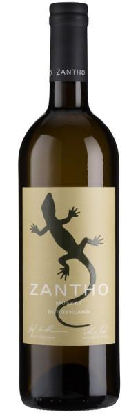 Muskat - 2016 - ZANTHO - Weißwein