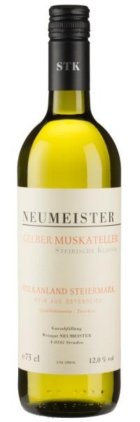 NEUMEISTER Gelber Muskateller Steirische Klassik - 2015 - Neumeister - Weißwein