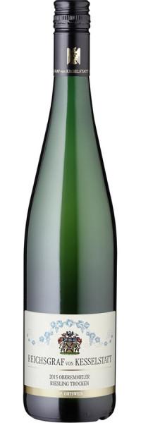 Oberemmeler Riesling trocken - 2015 - Reichsgraf von Kesselstatt - Weißwein