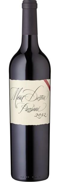 Passioné - 2012 - Mont Destin - Rotwein