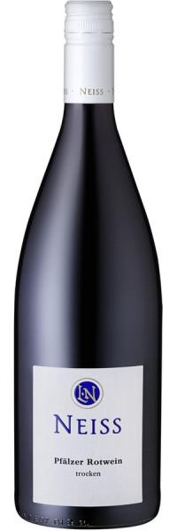 Pfälzer Rotwein - 2014 - Neiss - Rotwein
