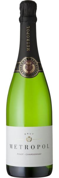 "Pinot Chardonnay ""Metropol"" - Cavicchioli - Prickelndes"