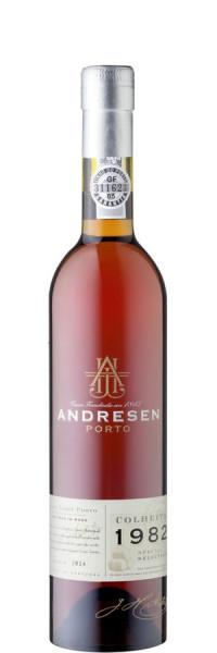Portwein Colheita - 1982 - Andresen - Rotwein