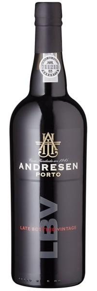 """Portwein """"Late Bottled Vintage"""" - 2011 - Andresen - Rotwein"""
