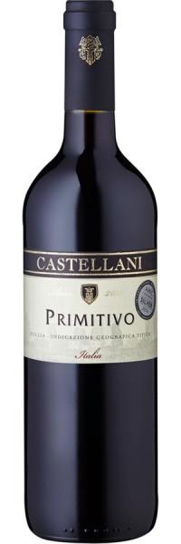 Primitivo - 2015 - Castellani - Rotwein