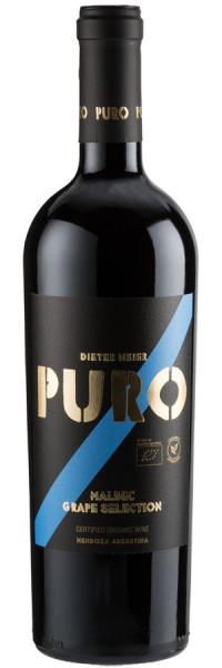 Puro Malbec Grape Selection - 2015 - Dieter Meier - Rotwein