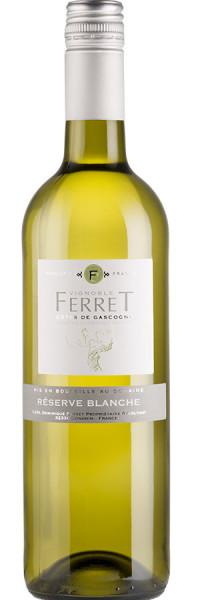 Réserve Blanche - 2016 - Vignoble Ferret - Weißwein