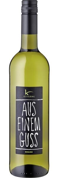 """Riesling """"Aus einem Guss"""" - 2016 - Kesselring - Weißwein"""