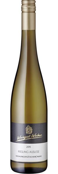 """Riesling  Auslese """"Monzinger Frühlingsplätzchen"""" - 2015 - Weber - Weißwein"""
