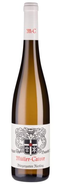 Riesling trocken Bürgergarten - 2015 - Müller-Catoir - Weißwein