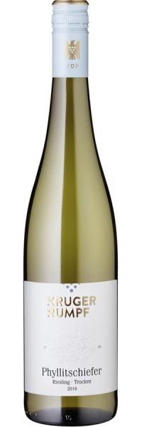 Riesling trocken Phyllitschiefer - 2016 - Kruger-Rumpf - Weißwein