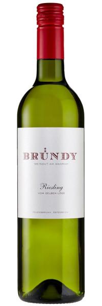 Riesling Vom Gelben Löss - 2015 - BRÜNDY Weingut am Wagram - Weißwein