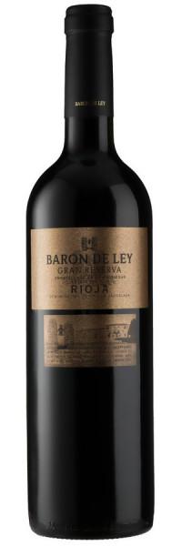 Rioja Gran Reserva - 2010 - Baron de Ley - Rotwein