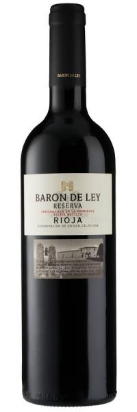 Rioja Reserva - 2015 - Baron de Ley - Rotwein