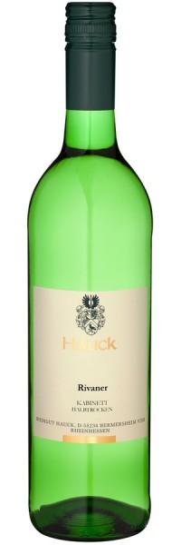 Rivaner - 2016 - Hauck - Weißwein