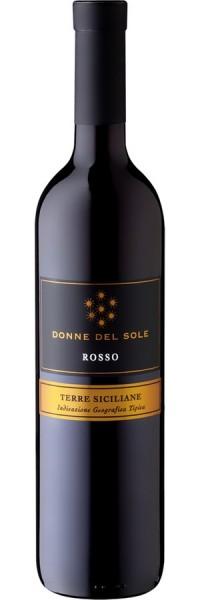 """Rosso di Sicilia """"Donne del Sole"""" - 2015 - Settesoli - Rotwein"""