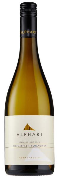 Rotgipfler Rodauner Thermenregion - 2016 - Alphart - Weißwein