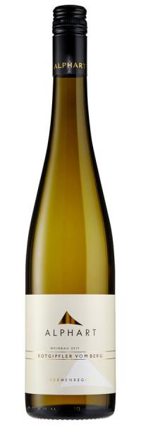 Rotgipfler vom Berg Thermenregion - 2015 - Alphart - Weißwein