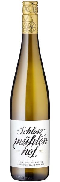 Sauvignon Blanc trocken - 2016 - Schlossmühlenhof - Weißwein
