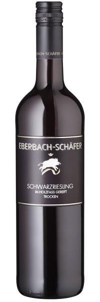 Schwarzriesling - 2015 - Eberbach-Schäfer - Rotwein