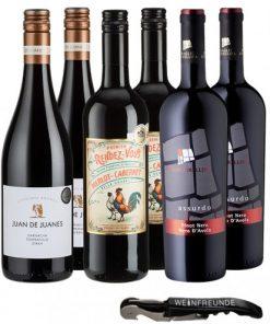 Sieger-Rotweine - 6er Paket -   - Campaign Bundles