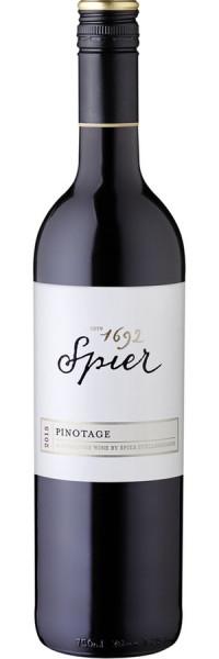 Signature Pinotage - 2015 - Spier - Rotwein