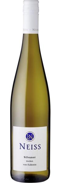 """Silvaner """"vom Kalkstein"""" - 2016 - Neiss - Weißwein"""