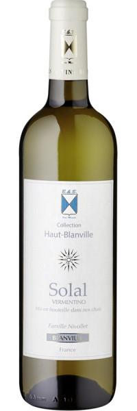 Solal Vermentino - 2015 - Château Haut-Blanville - Weißwein