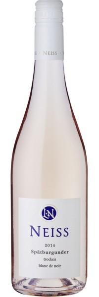 Spätburgunder Blanc de Noir - 2016 - Neiss - Weißwein