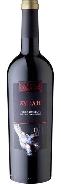 "Syrah ""Baronie Coraldo"" - 2014 - Baglio Gibellina - Rotwein"