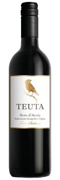 Teuta Nero d´Avola - 2015 - Casa Vinicola Botter - Rotwein
