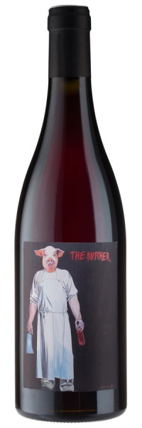 The Butcher Pinot Noir - 2012 - Schwarz - Rotwein