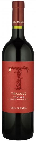 Trasolo Toskana rosso - 2011 - Tenuta Villa Trasqua - Rotwein