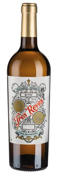 Tres Reyes Macabeo Verdejo - 2016 - Bodegas Tres Reyes - Weißwein