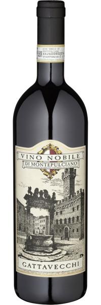 Vino Nobile di Montepulciano - 2013 - Gattavecchi - Rotwein
