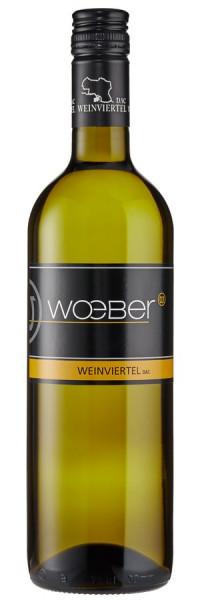 Weinviertel Nussberg - 2016 - Wöber - Weißwein