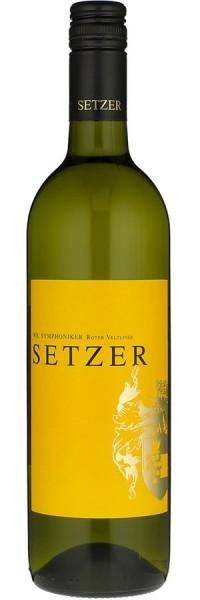 Wiener Symphoniker Roter Veltliner Niederösterreich - 2016 - Setzer - Weißwein