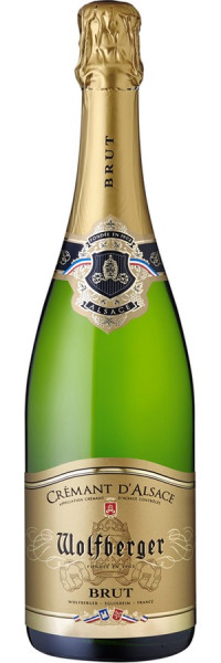 Wolfberger Crémant D'Alsace - Wolfberger - Prickelndes