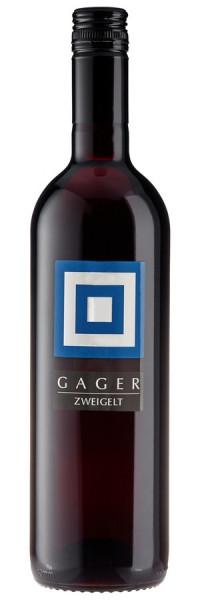 Zweigelt - 2015 - Gager - Rotwein