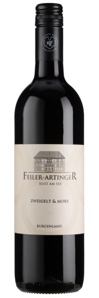 Zweigelt & More - 2012 - Feiler-Artinger - Rotwein